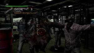 миниатюра скриншота Resident Evil Chronicles HD Collection