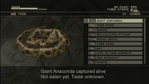 миниатюра скриншота Metal Gear Solid HD Collection