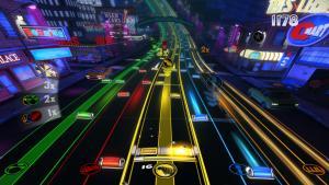 миниатюра скриншота Rock Band Blitz