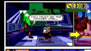 миниатюра скриншота Comix Zone