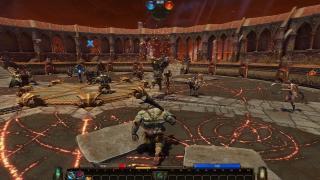 Скриншот Panzar