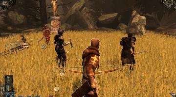 Скриншот Disciples: Rebirth
