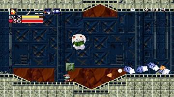 Скриншот Cave Story+