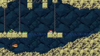 Скриншоты  игры Cave Story: Doukutsu Monogatari