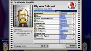 миниатюра скриншота The Political Machine 2008