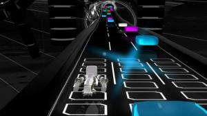 миниатюра скриншота Audiosurf