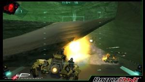 миниатюра скриншота Battlezone