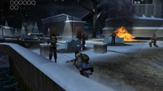 Скриншоты  игры Freedom Fighters