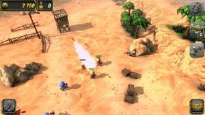 миниатюра скриншота Tiny Troopers