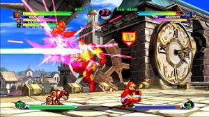 миниатюра скриншота Marvel vs. Capcom 2: New Age of Heroes