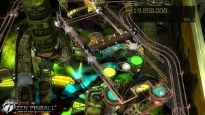 миниатюра скриншота Zen Pinball