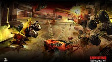 Скриншот Carmageddon: Max Damage