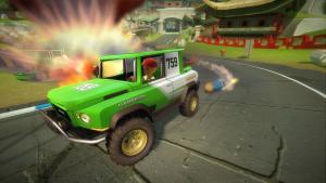 миниатюра скриншота Kinect Joy Ride