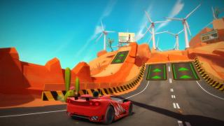 Скриншоты  игры Joy Ride Turbo