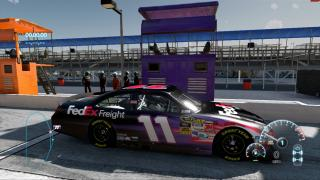 Скриншоты  игры NASCAR: The Game - Inside Line