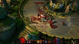 Скриншоты  игры Diablo 3