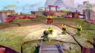 Скриншот Mini Ninjas Adventures