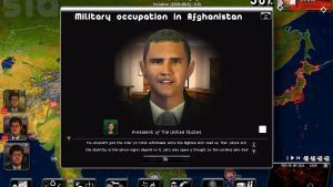 миниатюра скриншота Rulers of Nations: Geo-Political Simulator 2