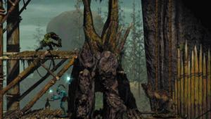 миниатюра скриншота Oddworld: Abe's Oddysee
