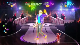 Скриншоты  игры Just Dance 4