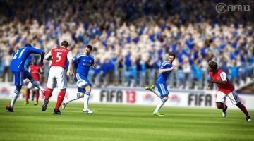 Скриншот FIFA 13
