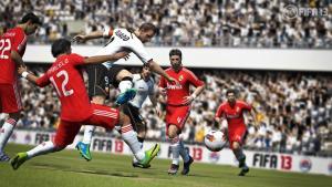 миниатюра скриншота FIFA 13