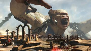 Скриншот God of War: Ascension
