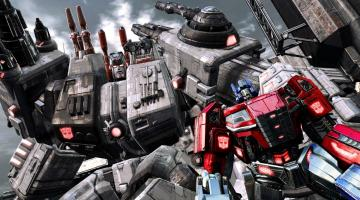 Скриншот Transformers: Fall of Cybertron