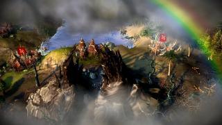 Скриншоты  игры Eador. Masters of the Broken World