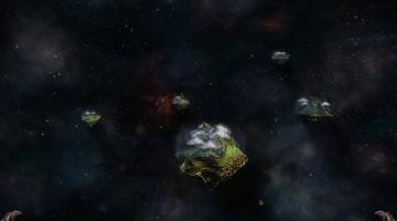 Скриншот Eador. Masters of the Broken World