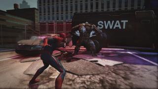 Скриншот Amazing Spider-Man, the