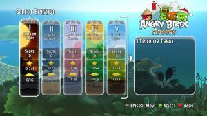 миниатюра скриншота Angry Birds Trilogy