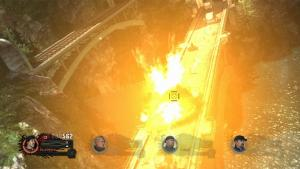 миниатюра скриншота Expendables 2: Videogame, the