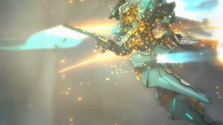 Скриншоты  игры Zone of the Enders HD Collection
