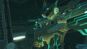 миниатюра скриншота Zone of the Enders HD Collection