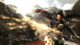 Скриншот Metal Gear Rising: Revengeance