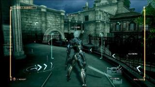 Скриншоты  игры Metal Gear Rising: Revengeance