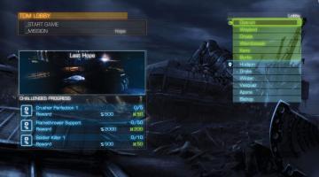 Скриншот Aliens: Colonial Marines