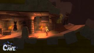 Скриншот Cave, the