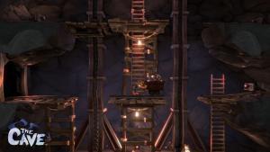 миниатюра скриншота The Cave