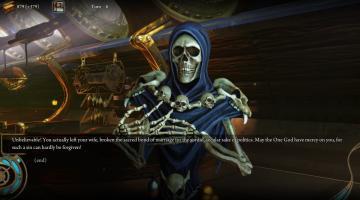 Скриншот Divinity: Dragon Commander