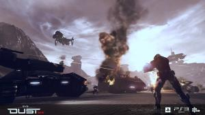 миниатюра скриншота Dust 514