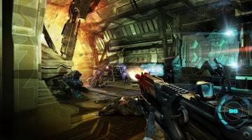 Скриншот Alien Rage