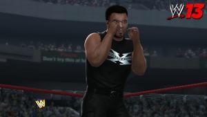 миниатюра скриншота WWE '13