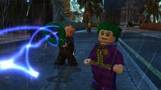 Скриншоты  игры LEGO Batman 2: DC Super Heroes