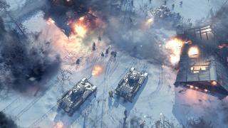 Скриншоты  игры Company of Heroes 2