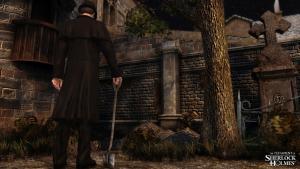 миниатюра скриншота Testament of Sherlock Holmes, the
