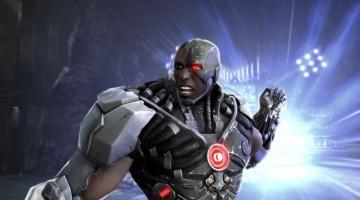 Скриншот Injustice: Gods Among Us