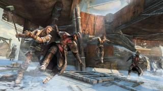 Скриншот Assassin's Creed 3