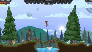 Скриншот Starbound